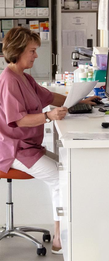 Onkologie-Praxis Fr. Dr. Lehenbauer-Dehm in Templin