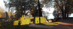 Licht- und Farbspiele im Landschaftsgarten KladowFoto: Cornelia Diefenbach