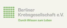 Logo der Berliner Krebsgesellschaft